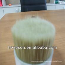 PET alambre de pintura de monofilamento / alambre de África cepillo con cónico / alambre de cepillo de cerdas