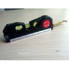 4 in 1 Multifunktions-Laser-Level mit Maßband