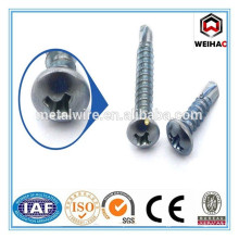 stainless steel pan head self tapping screw