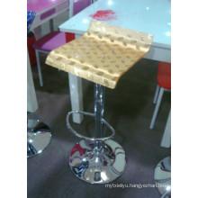 New Modern Design Hot Selling Acrylic Bar Stool
