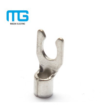 AWG22-16 Tin Surface Copper Non-insulated Locking Spade Terminals By Electric