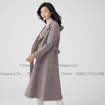 Kain berjalur Long Hooded For Women