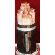 (TISENSE-YJV) Высококачественный лучший ценовой кабель низкого напряжения / стоимость силового кабеля / гибкого силового кабеля