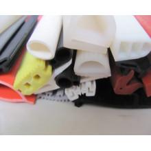 Produzir tiras de vedação de silicone resistentes ao calor flexíveis