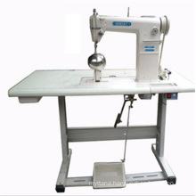 QS-810JF single needle wig periwig hairpiece machine post bed big hook lockstitch industrial wig sewing machine head