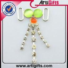 hebilla decorativa del diamante artificial para la boda