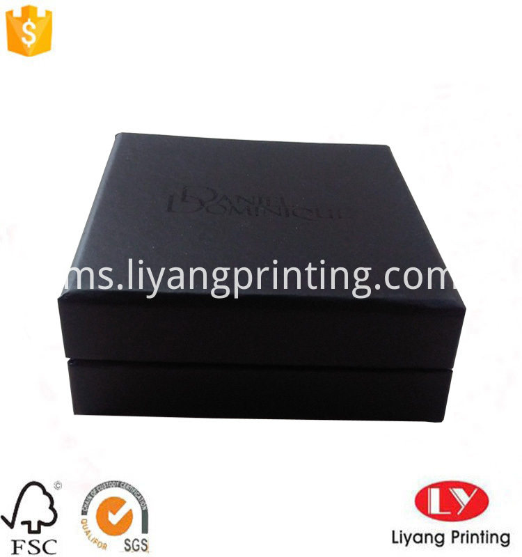 bracelet box with UV printing