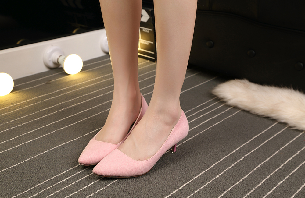 Women's Middle Heel Shoes