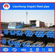 Seamless Steel Tube for Gas Transport
