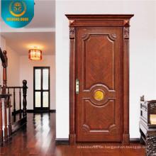 Holz-Tür im europäischen Stil mit Carving (DS-8011)