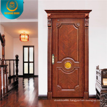 European Style Interior Wood Door with Carving (DS-8011)