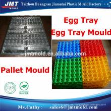 3% de descuento de plástico personalizado de inyección bandeja huevo molde taizhou huangyan fabricante de moldes