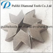 Pulifei Concrete Grinding Tools Grinding Segment for Floor Surface