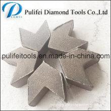 Pulifei конкретные инструменты шлифовальные сегмент для шлифования поверхности пола