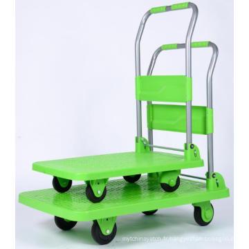 Chariot à main à 4 roues de haute qualité