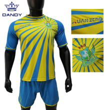 Men Football Shirt Sublimation Soccer Wear
