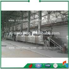 Dampf-Cassava-Trocknungsmaschine