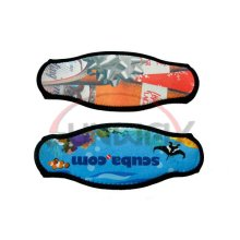 Couvercle de ceinture de masque de plongée en néoprène à la mode, enveloppe de sangle (PP0031)