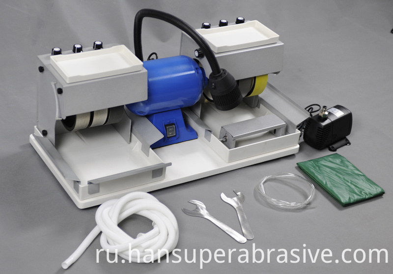Bench Grinder Polisher