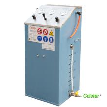 Dispositivo reductor de presión de vacío de recuperación de disolvente
