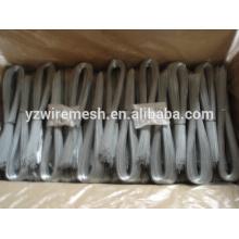 U type fil de fer / Fil coupé / Galvanisé U type binding wire (usine)