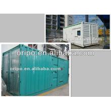 Tipo de contenedor para 1000kw generador diesel de contenedores de 40 pies