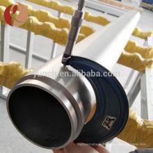 Hot Sale Nb2 Niobium and Niobium Pipe with Best Price Per Kg or Pound