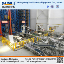 Automated Warehouse Shelf System