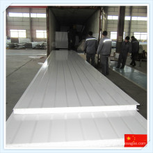 Heat-Insulated Fireproof EPS Sandwich Panel for Wall