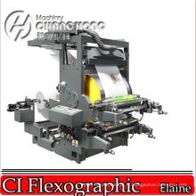 Imprimante Flexographique à deux couleurs en PVC (CE)