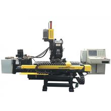 Joint Connection Steel Plates Punching and Drilling Machine