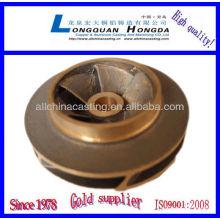 Qing dao moulage sous pression en aluminium pour pièce de lampe