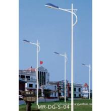 Street Light Post with Single Arm 10m Street Lamp Pole