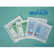 Moistureproof high barrier property paper/aluminium/plastic medical complex pouch