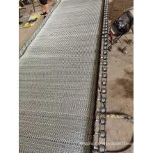 Ремень из композитного материала из нержавеющей стали для химических веществ