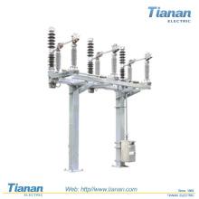 SF6 Gasisolierter Leistungsschalter / Hochspannung