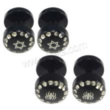 Gets.com stainless steel lip labret piercing