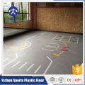 Plancher de vinyle de PVC pour l'hôpital