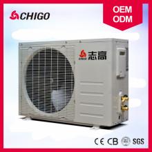 Preço barato China fornecedor 9kw 18kw fonte de ar nova energia 300l inversor heatpump