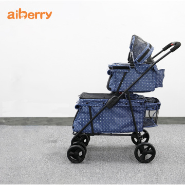 Hot Selling Pets Dogs Kinderwagen Tas Carriage
