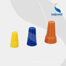 Embouts terminaux en vinyle de qualité supérieure Saip / Saipwell avec certification CE