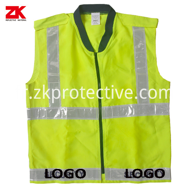 Oxford Safety Vest
