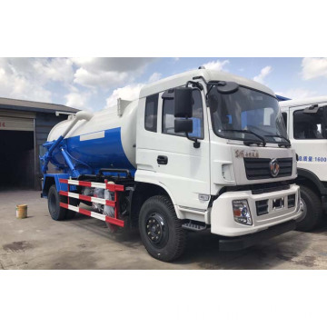 New Dongfeng DFA1063 3-8 m³ Suction Sewage Truck