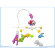 Elektrisches Spielzeug Babymobile mit Plüschtieren Pandants für Baby