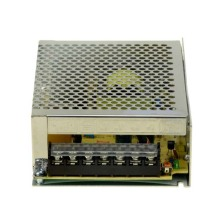 Регулируемый светодиодный источник питания 12V 8A для видеонаблюдения