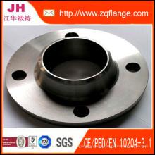 Flange de aço carbono de 5K SS400 14inches 126J