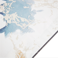100% cotton  hot sale high quality luxury sequin patchwork duvet cover set
