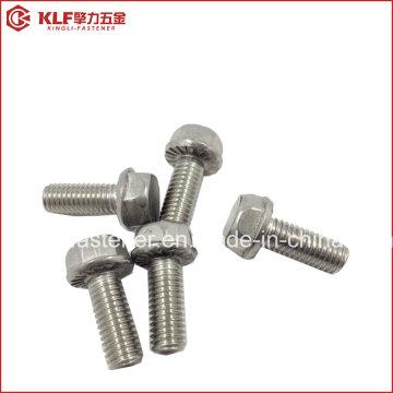 Flange Bolt DIN6912 (SS304)