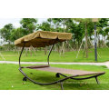 New Cheap Outdoor Hotel Pool Leisure Sun Lounge Chair with Aluminum Textile Fiber