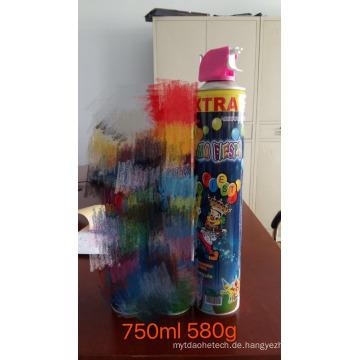 500ml verrückter alberner und Party String Spray für Weihnachten